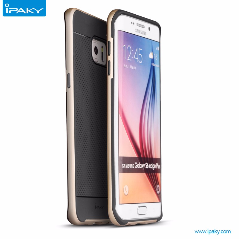 The Best Products IPAKY cover PC Bumper Soft Case Price N8000 for Samsung Tablet IPAKY for Samsung Galaxy S6 Edge Case