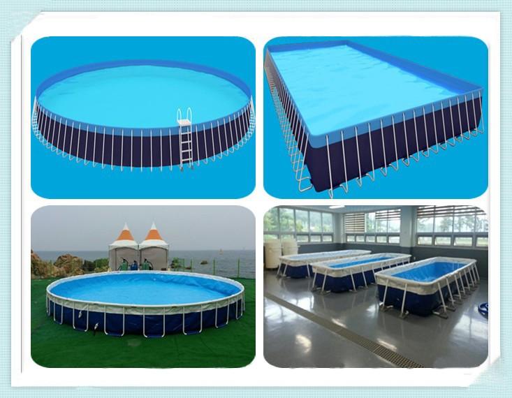 Prezzo di fabbrica più grande piscina gonfiabile
