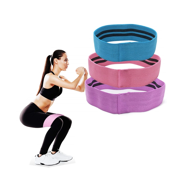 Resistance Workout Bands for Pull Up Assistance, Fitness, Stretching, Barbell Assist Exercise, Black/purple/blue/pink/red/ skin color or customized