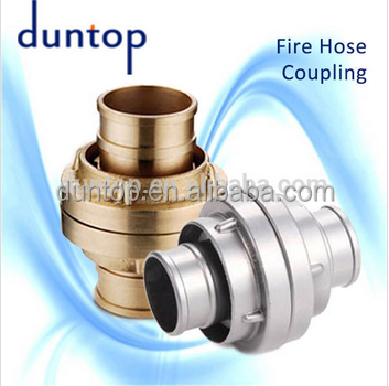 China Manufacturer Aluminum Fire Fighting Coupling,Types of Fire Hose Couplings