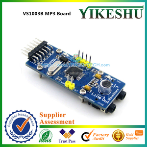 VS1003B MP3 Board development board decoding module with STM32 microcontroller