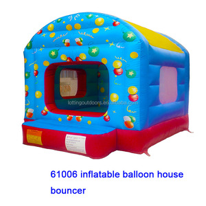 Commercial inflatable balloon house bouncer, Cheap Price Inflatable Bouncer