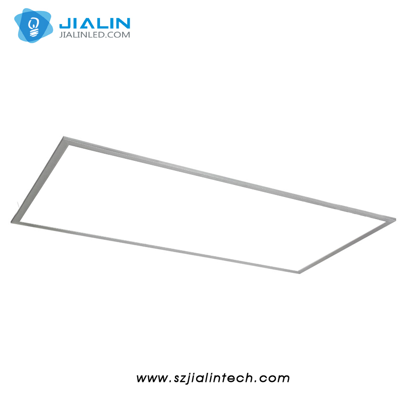 High lux 50000h lifespan 54W dimmable led panel light 1200x600mm