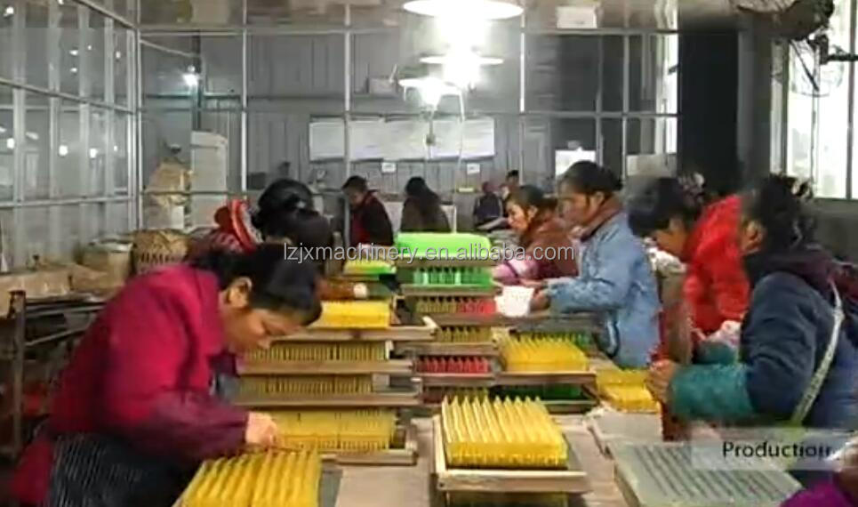 cigarette lighter making machine of production line