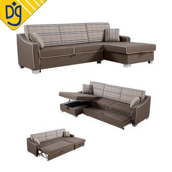 Sectional Modern Design L Shape Sofa