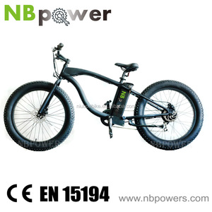 Wholesale Powerful Electric Mountain Bike Electric Bicycle with Powerpack 500Wh for Trail Leisure