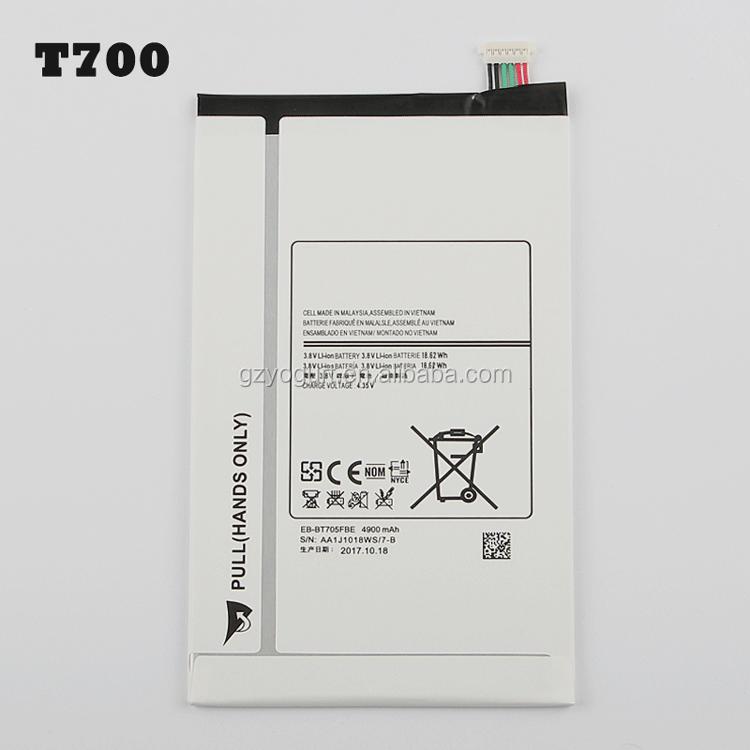 OEM EB-BT705FBC Battery For Samsung GALAXY Tab S 8.4 SM-T700 T701 T705 4900mAh