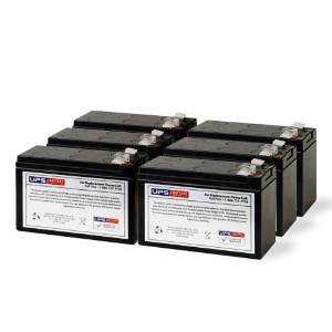 Toshiba 1000 Series 1.0KVA UPS System Replacement Battery Set