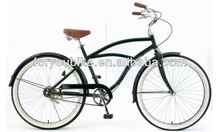 26 inch beach cruiser bike beach cruiser bicycle chopper 2014 new model new style hot sale with CE,OEM,any color