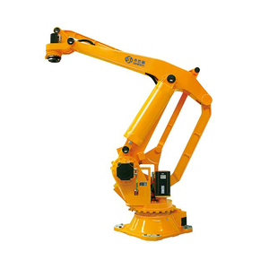 High precision 6 dof robot arm project for welding loading pallet stacking