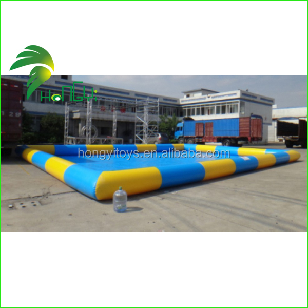 Big Discount!! Inflatable Pool Iceberg Float