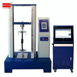 Computer Control Electronic Universal Testing Machine Calibration