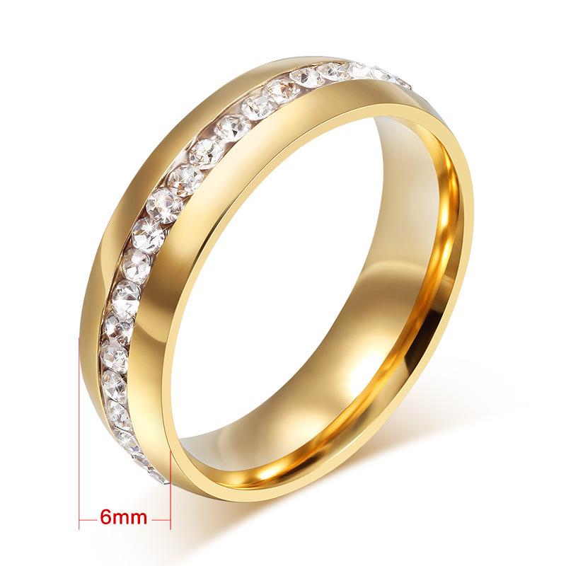 Gram Gold Ring