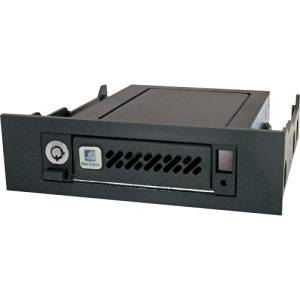 "Cru Acquisitions Group, Llc - Cru Data Express 50 Drive Bay Adapter - Black ""Product Category: Accessories/Drive Cabinets"""
