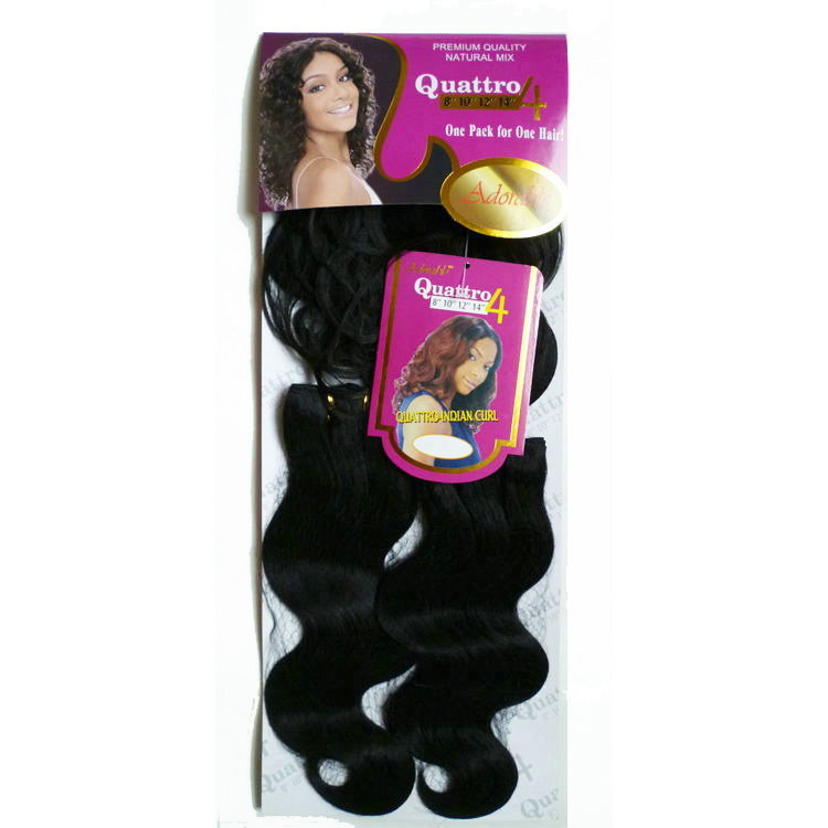 Adorable hair4 different size indian synthetic deep curly hair adorable hair 4 different size indian synthetic deep curly hair weft quattro ripple deep pmusecretfo Choice Image