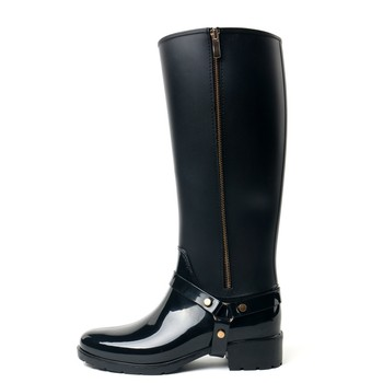 Clearance Sale Inexpensive Wellies Gumboots Woman Leather Rain ...