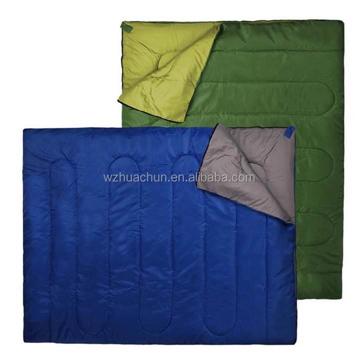 Outdoor Camping Double Sleeping Bag For Two Person Product On Alibaba
