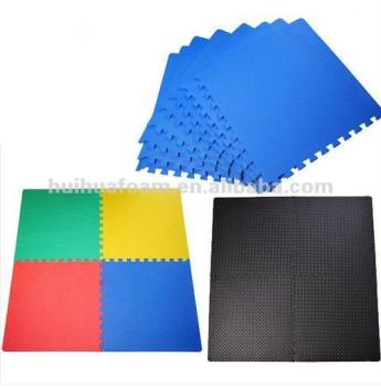 Eva Interlocking Foam Mat Tiles Play Exercise Floor Mats 3