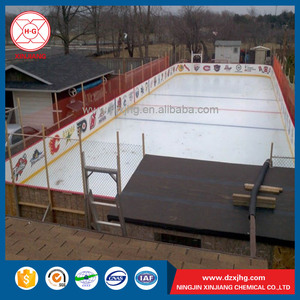 Hockey board UHMW HDPE plastic hockey floor