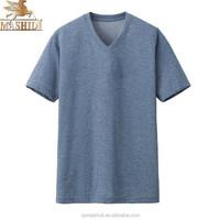 100 cotton white rayon cotton t shirt v-neck t shirts