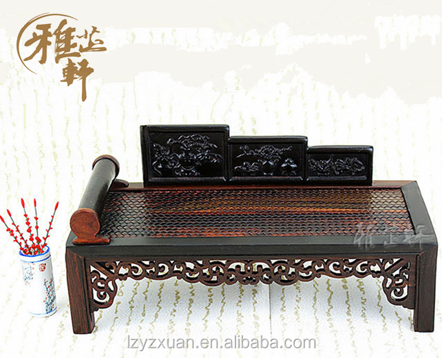 2016 Hot Sale Chinese Antique Wood Carving Miniature Furniture ...
