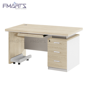 Modern Office Tables Furniture Executive Wooden Computer Table Luxury Ceo Desk Modular Product