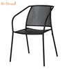 Iron mesh chair
