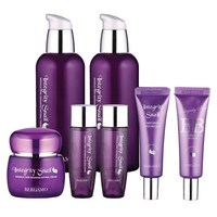 Snail skin care set korean cosmetic