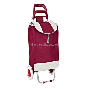 Hot selling 2015 electric shopping trolley innovative products for sale