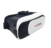 3D VR Glasses Virtual Reality Box for 3D Movies Video Games