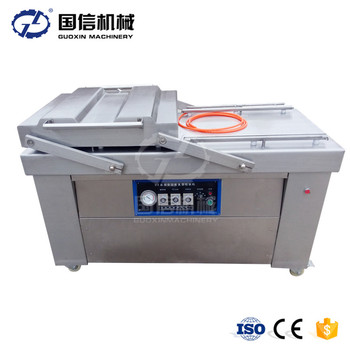 New Type Stainless Steel Double Chamber Vacuum Packing Machine