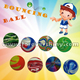 Bulk Solid Gift Novelty Candy Crane Small Plastic Gashapon Egg Toys Rubber Art 28mm Bouncing Balls with Capsule