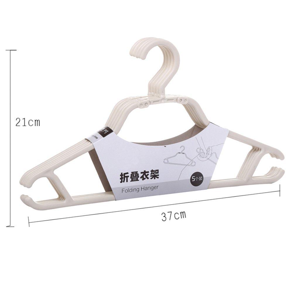 buy collapsible coat rack plastic hanger hung pants hanger