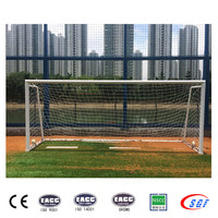 Profession soccer equipment portable pop-up soccer goal targets