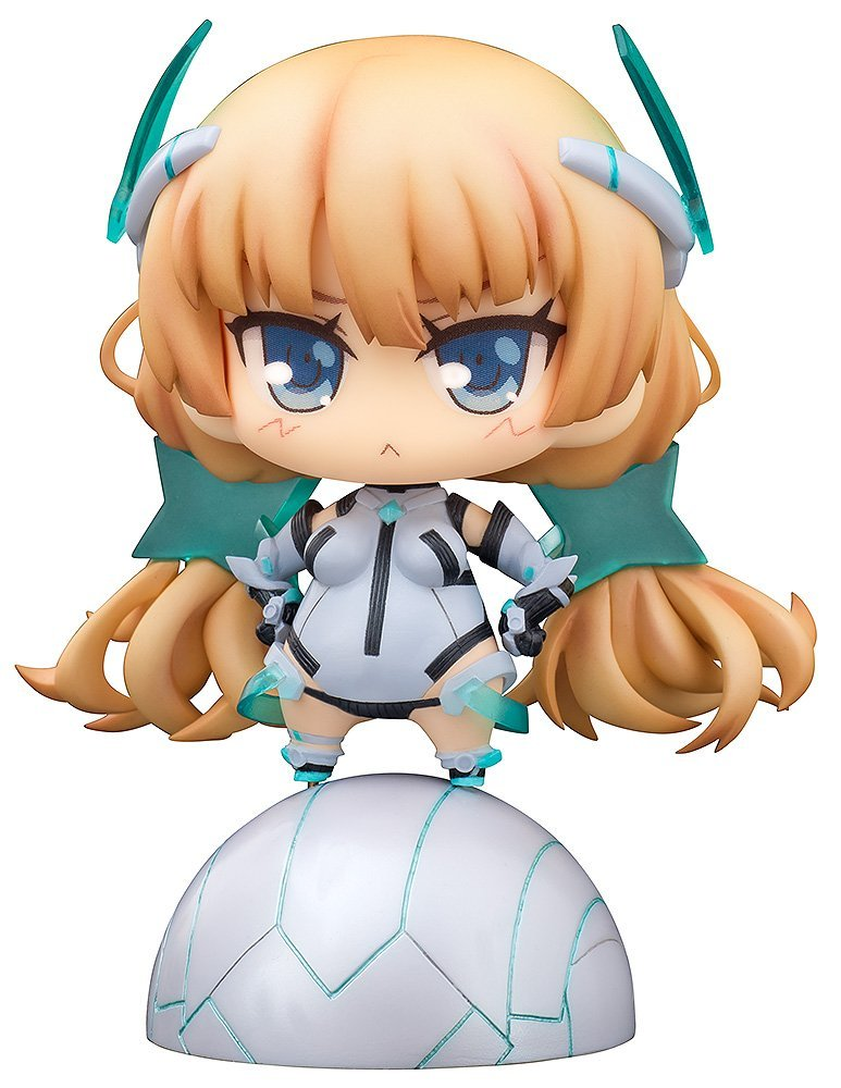 Anime Expelled from Paradise Angela Balzac PVC Figure New Loose 21cm