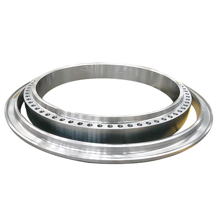 China Manufacturer OEM Precision Metal Forging Ring For Flange Washers
