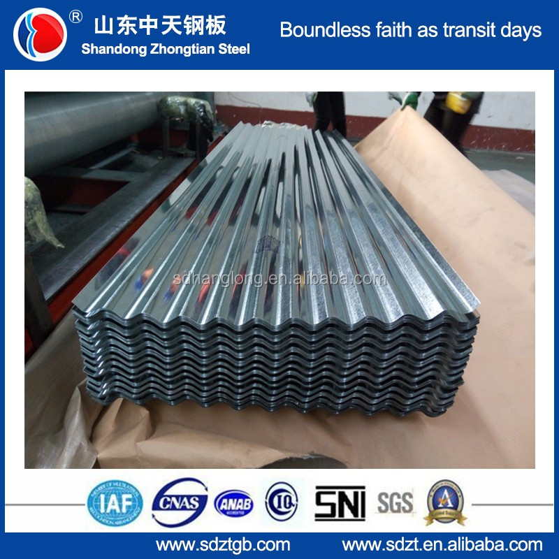 0.18mm roofing sheet sizes corrugated metal roofing sheet corrugated galvanized zinc roof sheets