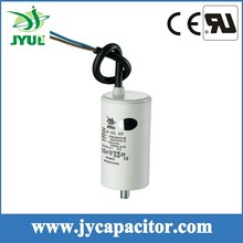 70UF 450V CBB60 taizhou generator motor run capacitor with cable and screw