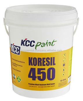 Kcc Koresil 450 Buy Exterior Wall Sealer Kcc Interior Exterior Water Based Wall Primer Sealer