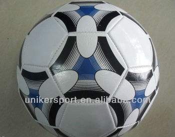 2016 cheap size 5 mach/ world cup hot sell /bbc football/fantasy footballine sewing PVC Soccer Ball