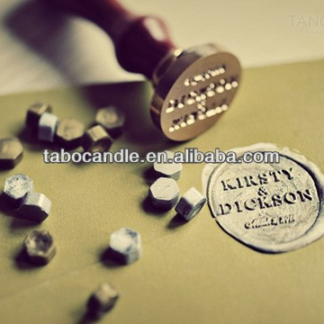 custom designed LOGO stamp/stamp in wax/custom logo wax seal stamps