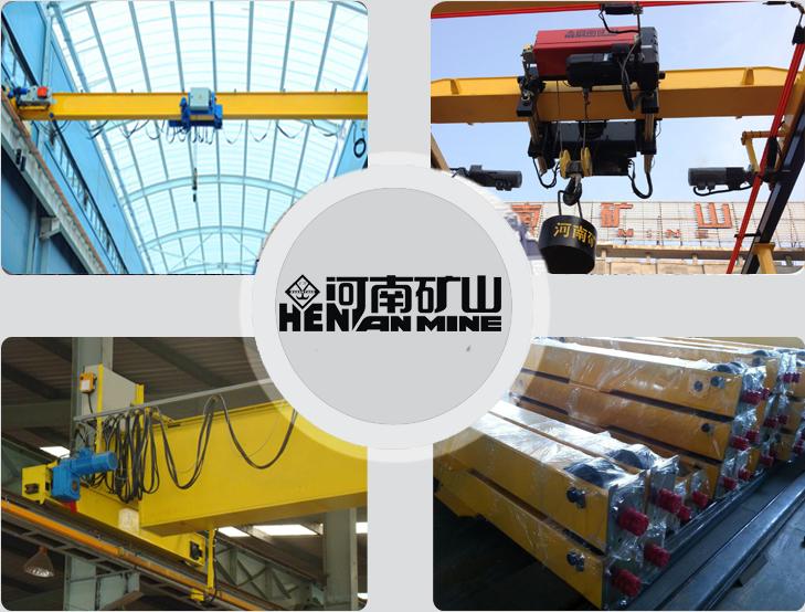 Overhead Crane Warning Horn : Kuangyuan harga hoist crane ton single girder overhead