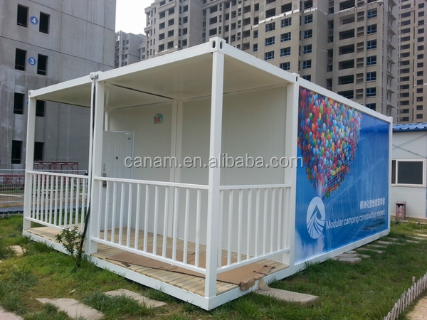 CANAM-Luxury mobile shipping container home / house made in China