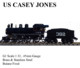CaseyJones ,1:32 Live Steam Locomotive (Brass made)