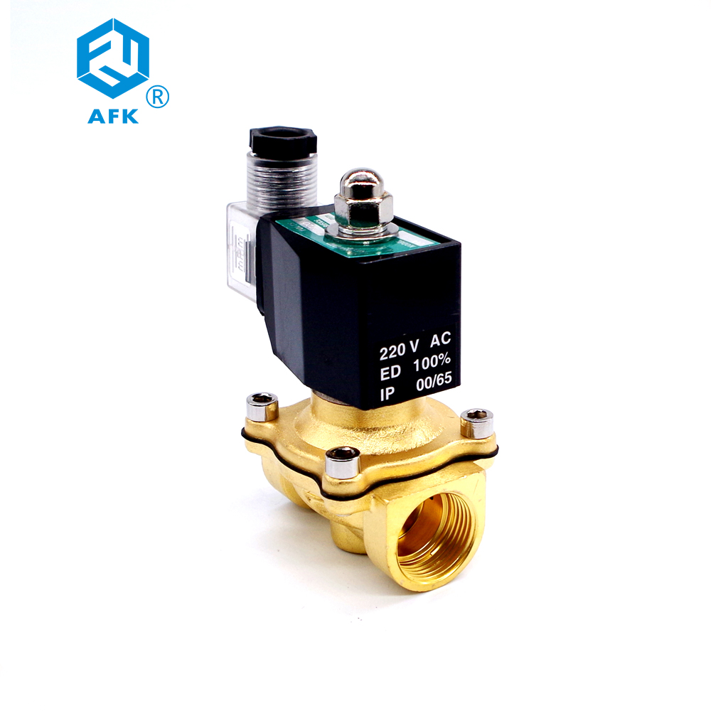 low pressure brass electric solenoid valve 12v dc <strong>gas</strong>