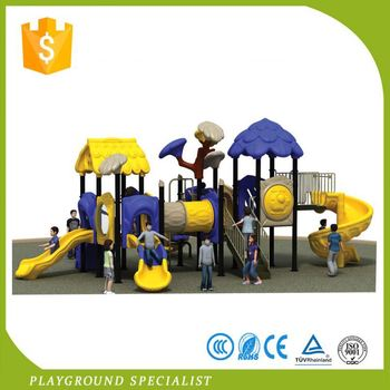 Nursery School Outdoor Children Playground Equipment
