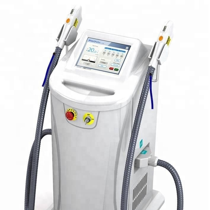 New design IPL SHR OPT hair removal machine ipl/shr/fp with FDA/CE from Beijing for hair removal and skin rejuv