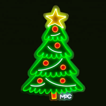 Merry Christmas Led Sign Merry Christmas Lighted Signs