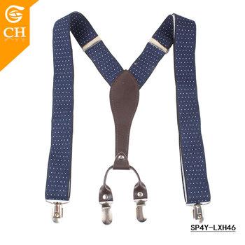 59c99a796 Shaoxing Textile Custom Cute Children Suspender Belt Man Elastic Suspenders