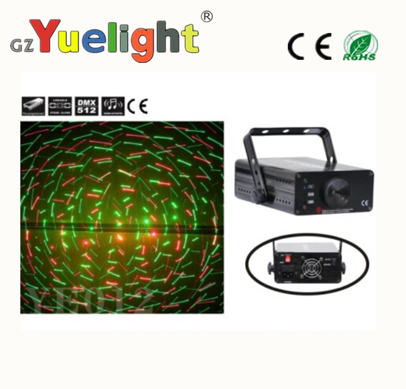 Guangzhou wholesale price 10w remote control mini laser light projector